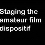 Staging the Amateur Dispositif