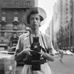 Fine 8mm film footage by photographer Vivian Maier